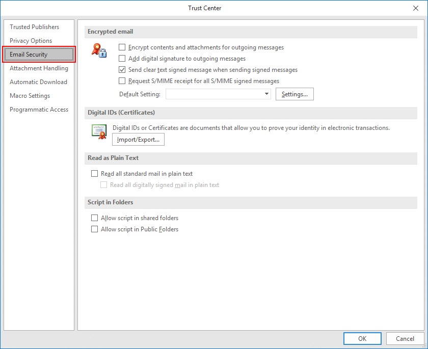 Select Email Security