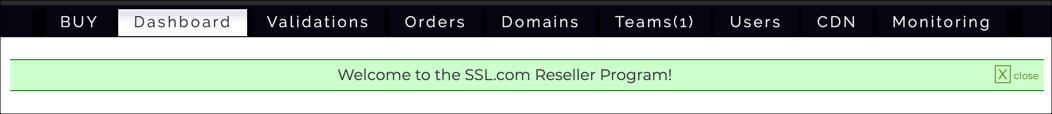 Welcome to the SSL.com Reseller Program!