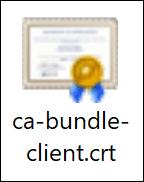 CA bundle